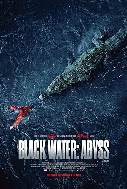 Black Water Abyss 2020 HDRip XviD AC3-EVO
