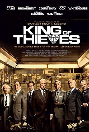 King of Thieves 2018 1080p BluRay x265-RARBG
