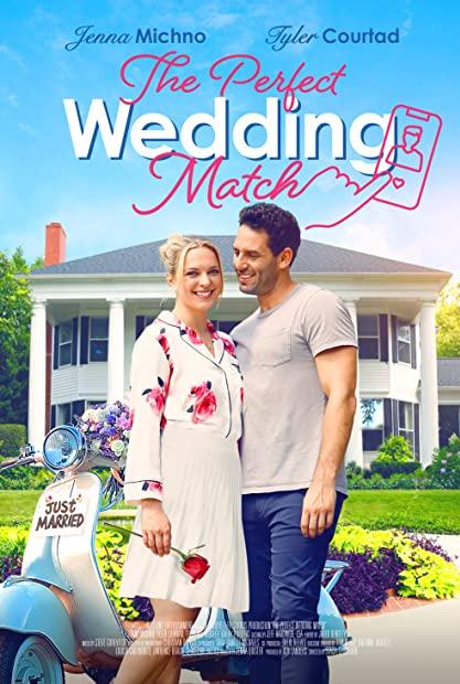 The Perfect Wedding Match (2021) 720p WEB X264 Solar
