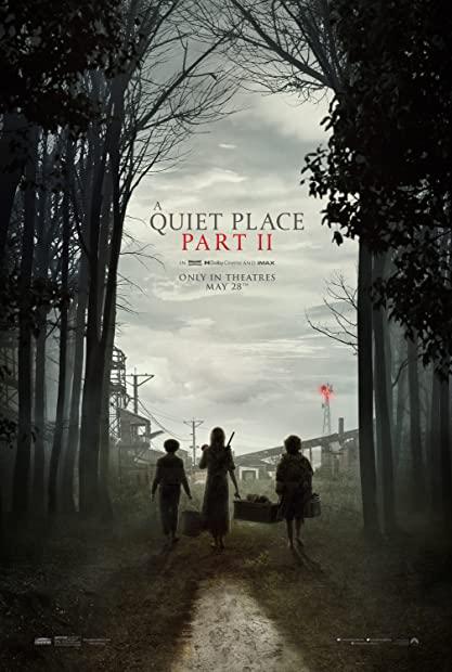 A Quiet Place Part II (2021) Hindi Dub 720p WEBRip Saicord