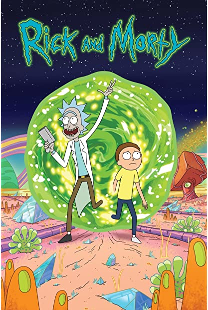 Rick and Morty S05E03 XviD-AFG