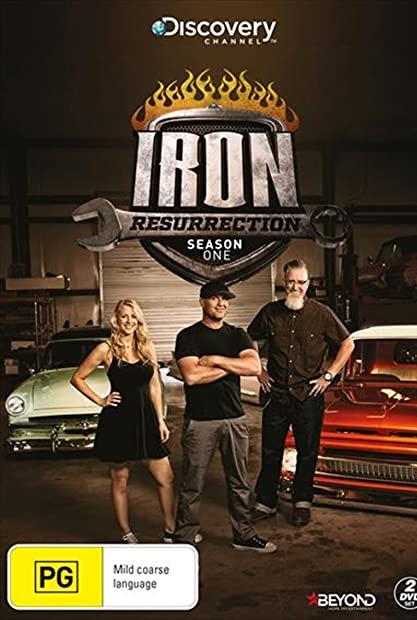 Iron Resurrection S05E02 56 Ford Back to the Future 480p x264-mSD