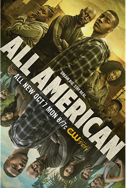 All American S03E17 All American Homecoming 720p AMZN WEBRip DDP5 1 x264-NTb