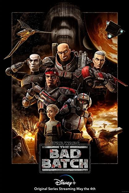Star Wars The Bad Batch S01E11 720p x265-ZMNT