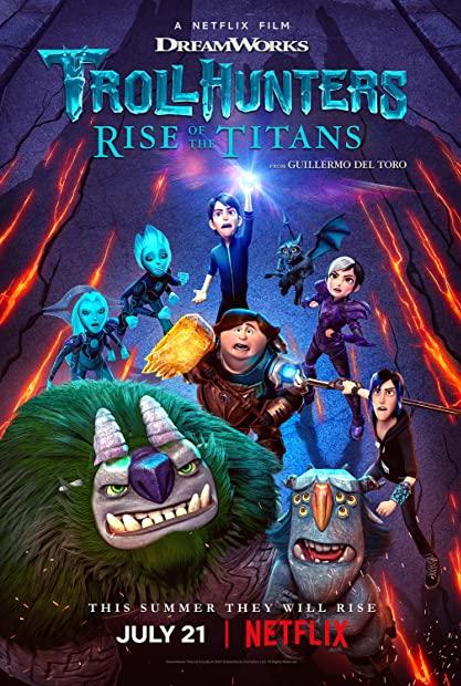 Trollhunters Rise of the Titans 2021 1080p NF WEBRip 1400MB DD5 1 x264-Gala ...