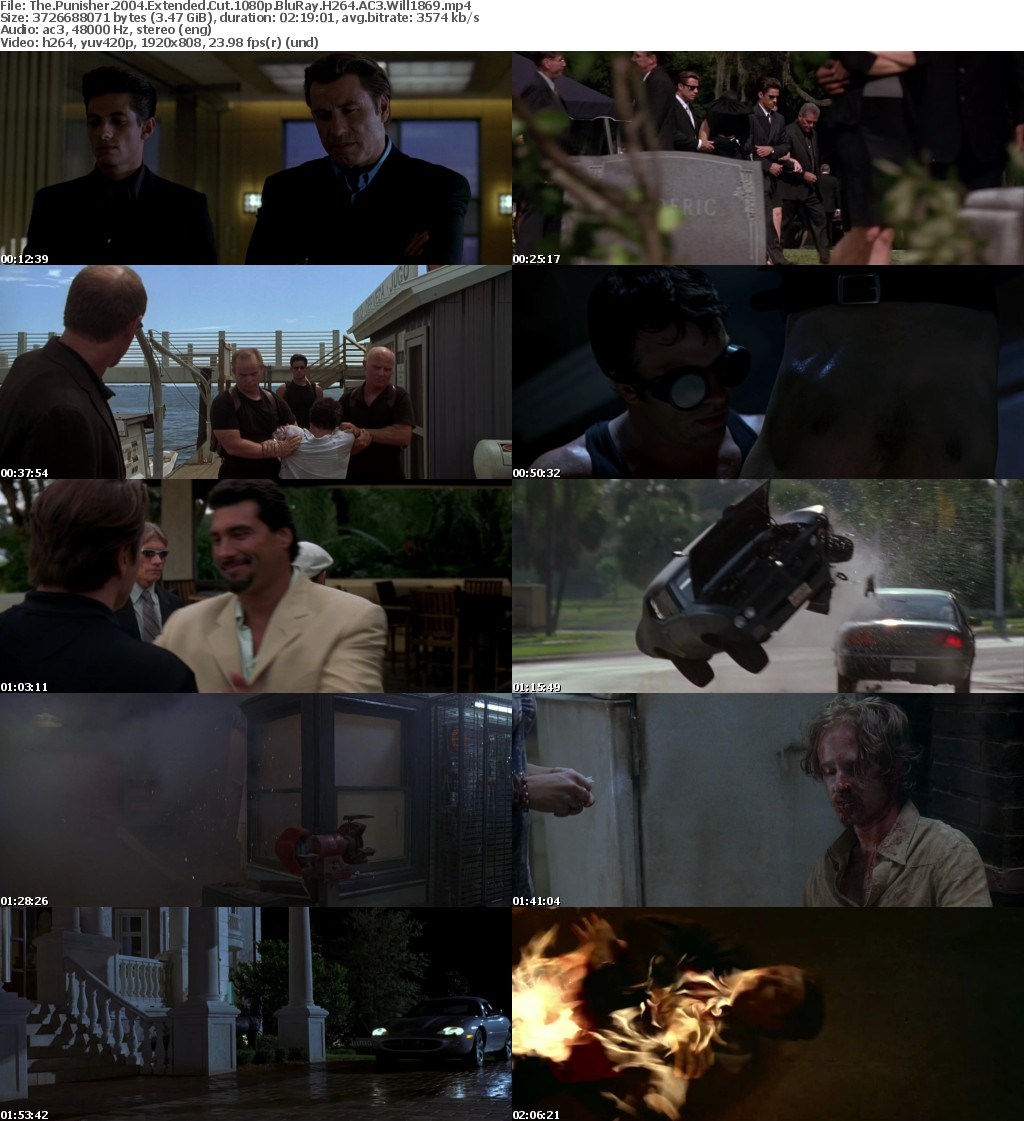 The Punisher 2004 Extended Cut 1080p BluRay H264 AC3 Will1869
