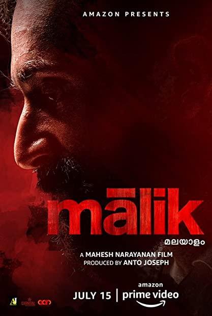 Malik (2021) Hindi Dub 1080p WEB-DLRip Saicord