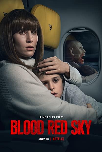 Blood Red Sky 2021 Ger Spa WEBRip x264-YG