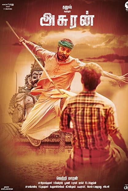 Asuran (2019) Hindi Dub 720p WEB-DLRip Saicord