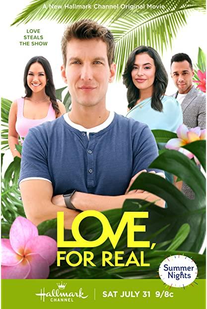 Love For Real 2021 Hallmark 720p HDTV X264 Solar
