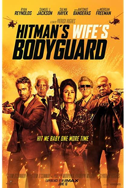 The Hitmans Wifes Bodyguard 2021 1080p BRRip THD 7 1 X264-EVO