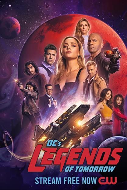 DCs Legends Of Tomorrow S06E14 XviD-AFG