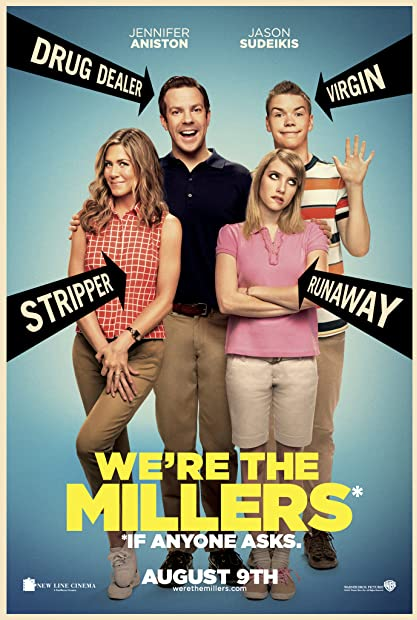 Were the Millers 2013 EXTENDED 720p BluRay 999MB HQ x265 10bit-GalaxyRG