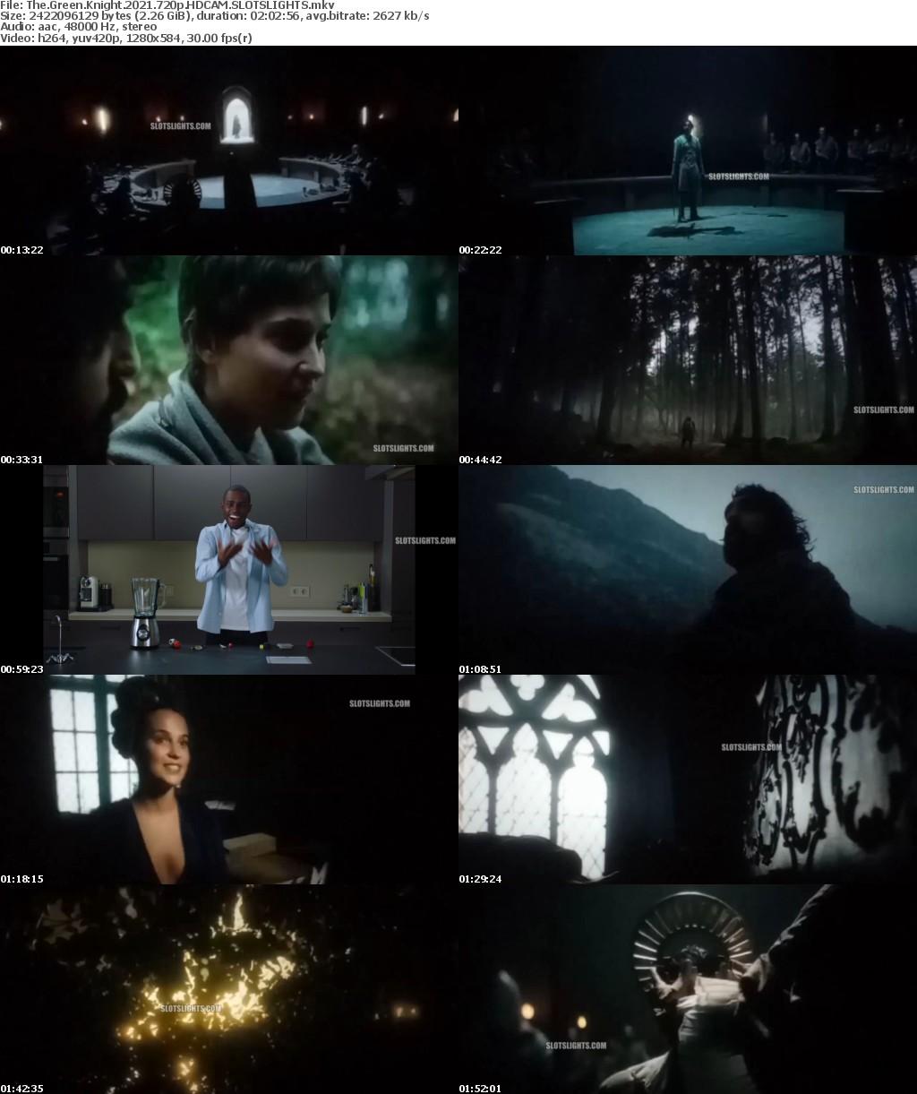 The Green Knight (2021) 720p HDCAM-C1NEM4