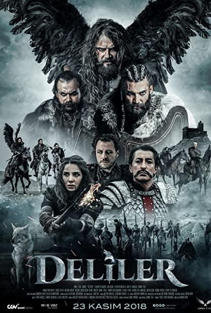 Vlad The Impaler / Deliler (2018) Hindi Dub BDRip Saicord