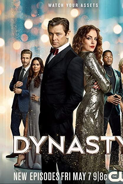 Dynasty 2017 S04E18 A Good Marriage in Every Sense 1080p AMZN WEBRip DDP5 1 x264-NTb
