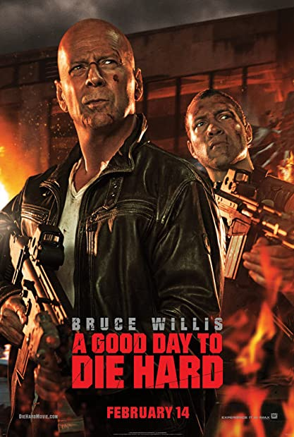 A Good Day to Die Hard (2013) EXTENDED CUT 1080p BluRay x264 Hindi English AC3 5 1 ESub - SP3LL
