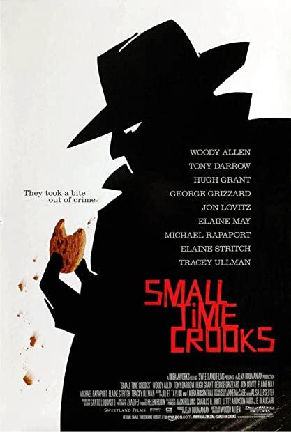 Small Time Crooks (2000) 720P Bluray X264 Moviesfd